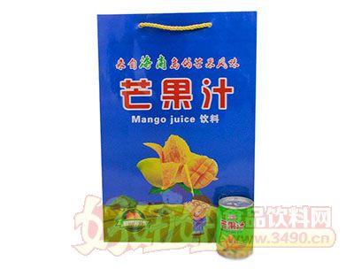 磊盈芒果汁饮料礼盒