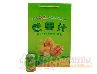 磊盈芒果汁礼盒装
