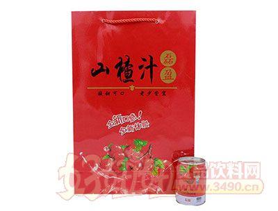 磊盈山楂汁饮料礼盒装