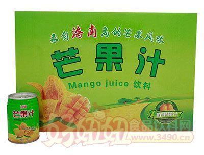 磊盈芒果汁箱装