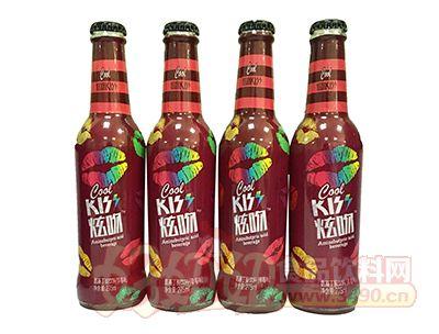 炫吻KISS氨基丁酸饮料草莓味275ml