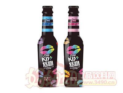 炫吻KISS氨基丁酸饮料275ml瓶装
