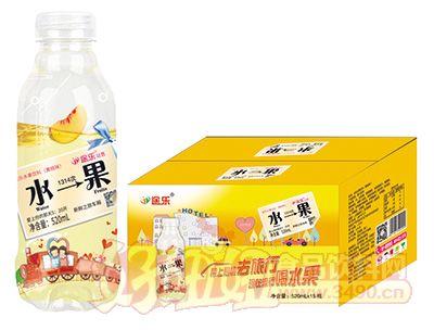途乐水果饮料黄桃味