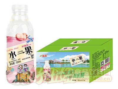途乐水果饮料荔枝味