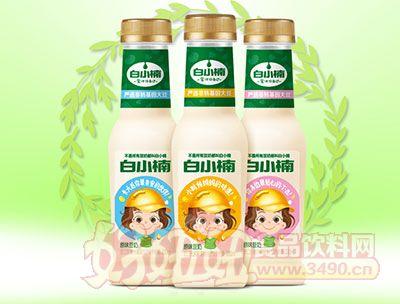 白小楠原味豆奶330ml