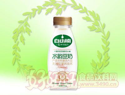 白小楠水韵豆奶310ml