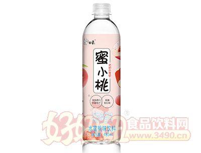 白象蜜小桃果味水饮料480ml