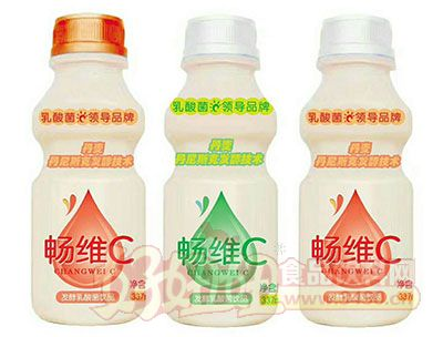 畅维C发酵乳酸菌饮品337ml