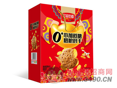 亿品世嘉粗粮饼干1.08kg