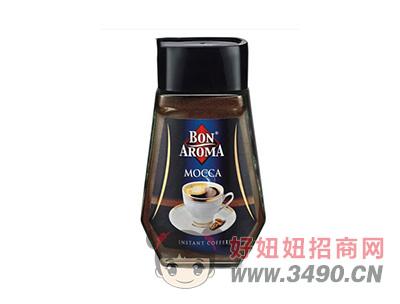 宝琅玛摩卡速溶咖啡-100g