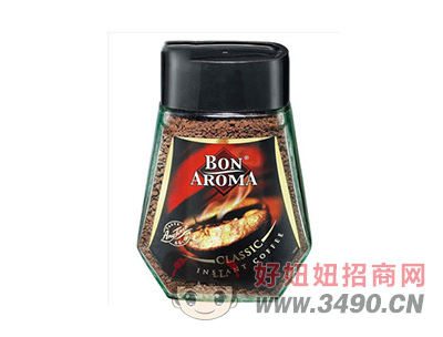 宝琅玛经典速溶咖啡-100g