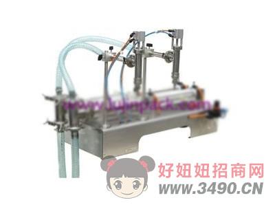 露金GFA-W-2Y双头液体灌装机