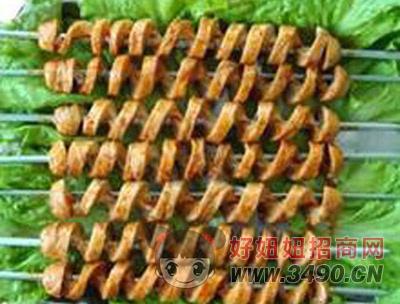 众业食品串串面筋