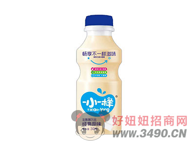一小一样经典原味乳酸菌饮品340ml