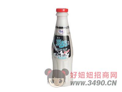 洛之洲有情郎黑豆豆奶植物蛋白饮料318ml