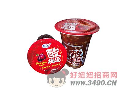 洛之洲有情郎酸梅汤果味饮料320ml