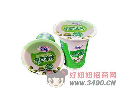 洛之洲有情郎绿豆冰沙300ml