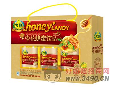 大地枣花蜂蜜lehu国际app下载1.388kg