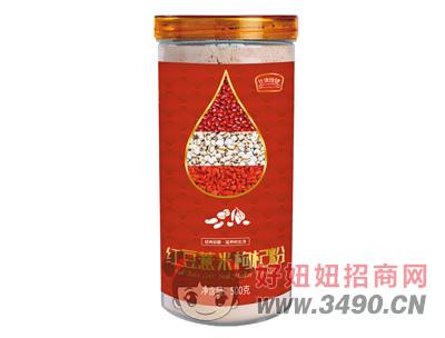 大地红豆薏米枸杞粉500g