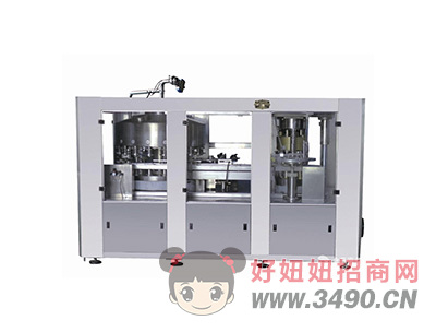 YW-GT250 自动灌装封口组合机