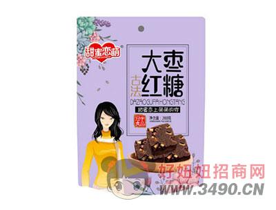 甜蜜恋萌古法红糖(原味)