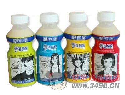 慧能多嚼着喝的乳酸菌饮品340ml