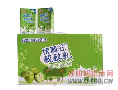 伏利酸酸乳果味�料原味