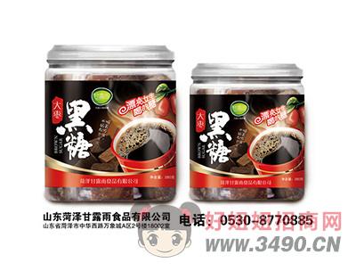 大枣红糖280克罐装