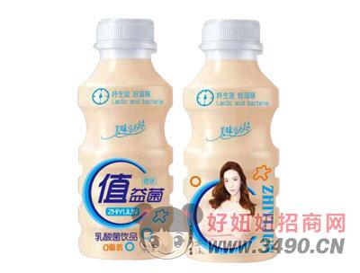 值益菌乳酸菌饮品340ml原味