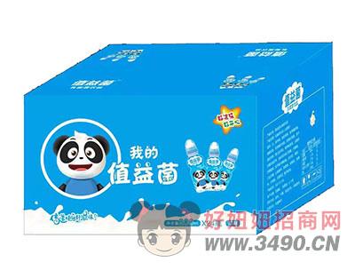 值益菌乳酸菌饮品200mlx24瓶原味蓝
