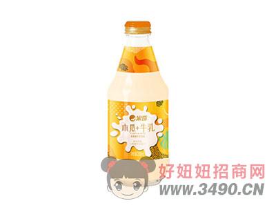 木瓜牛乳饮品280ml×12瓶