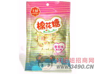 棉花糖香草味150g