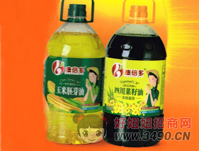康倍多玉米胚芽油