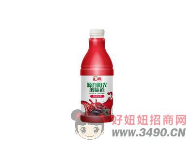 汇源复合果汁饮料1.1L