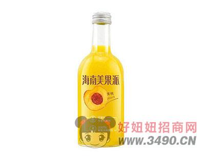 海南美果派黄桃果汁