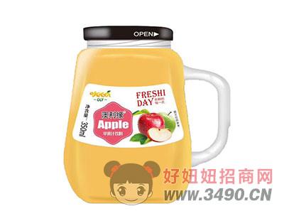 澳利缘苹果汁350ml