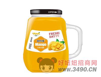 澳利缘芒果汁350ml