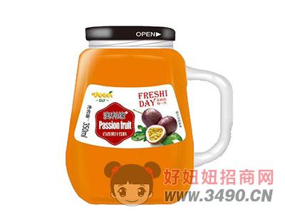 澳利缘百香果汁350ml