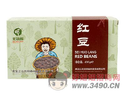 北货郎红豆400ml×2盒装