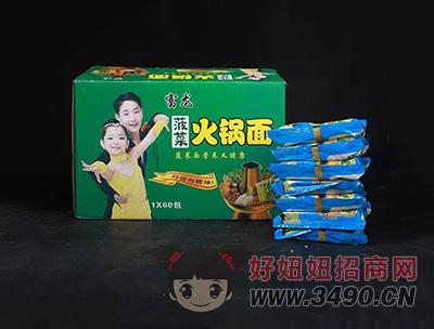 大富龙菠菜火锅面1x60包