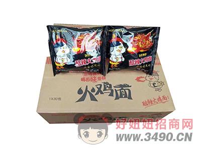 酷辣火鸡面1X30包(箱)