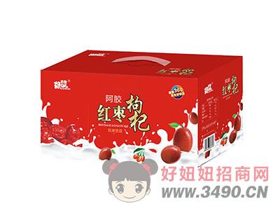 好梦阿胶红枣枸杞风味饮品(箱)
