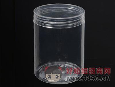 109+154塑料保湿罐