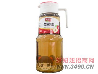 世鸿苹果醋饮料1.5L