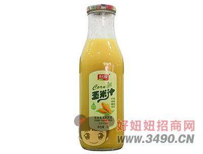 世鸿玉米汁饮料1L