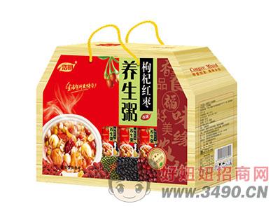浩明枸杞红枣养生粥1x5x6-8罐