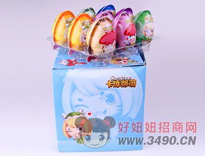 卡库部落卡库蛋(带玩具)零食盒装