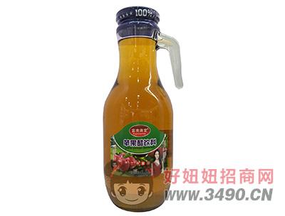 富贵满堂苹果醋饮料1.5L
