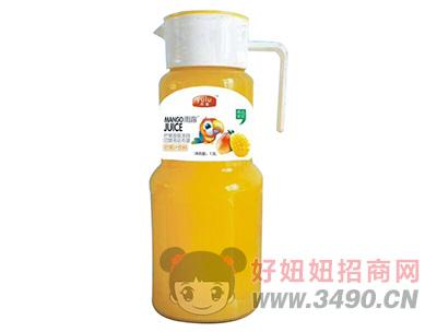 雨露芒果汁饮料1.5L