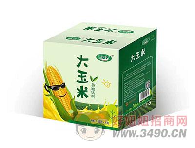 燕塞关大玉米谷物饮料1.25LX6瓶
